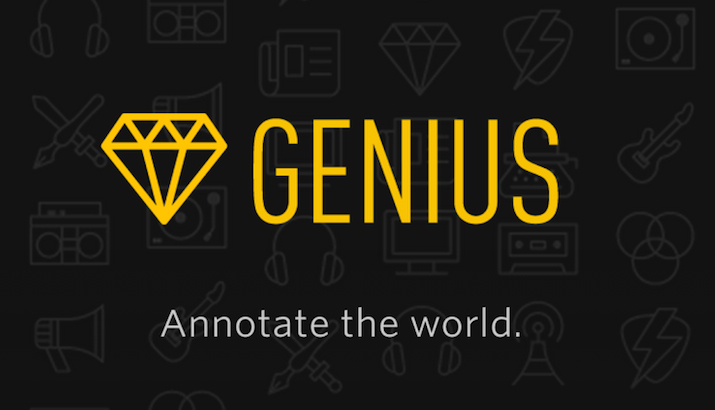 music publicist __ add your song to genius