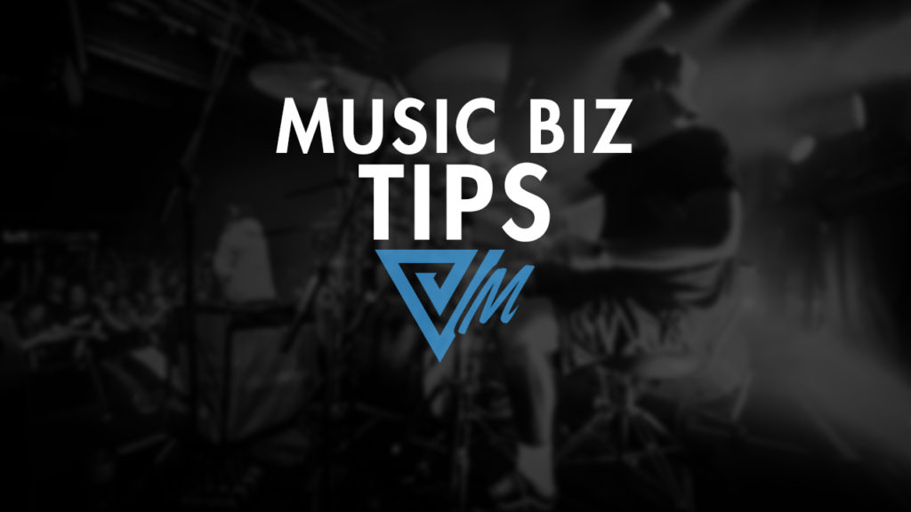 music business tips