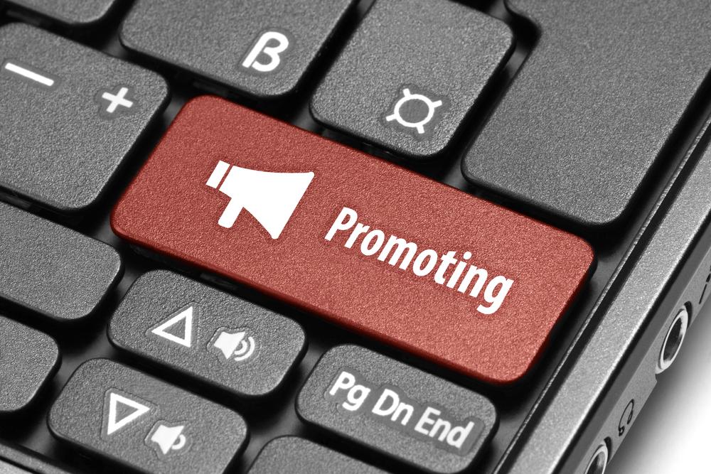 promoting music