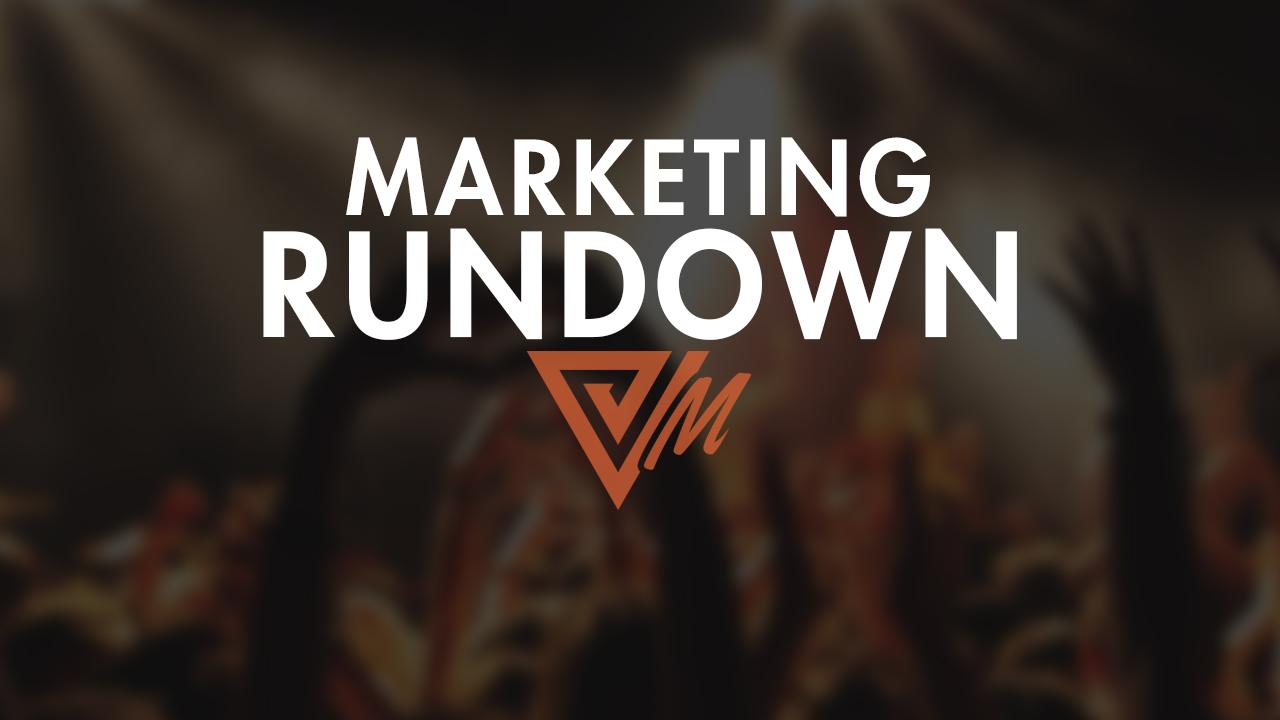 music marketing rundown