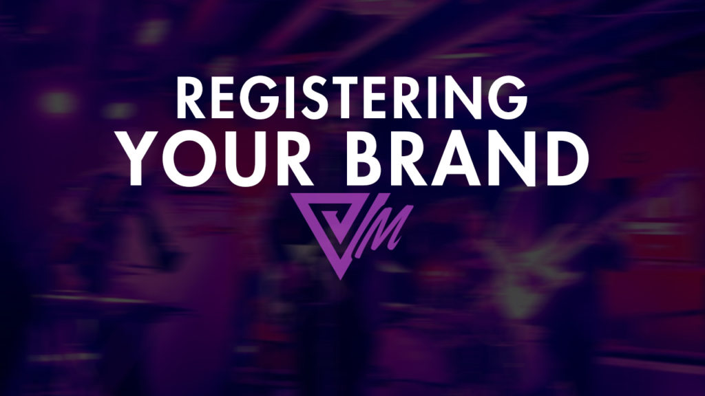 registering your brand
