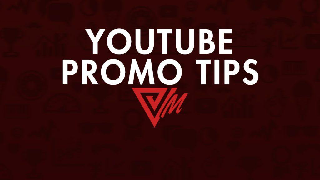 youtube promo tips music marketing