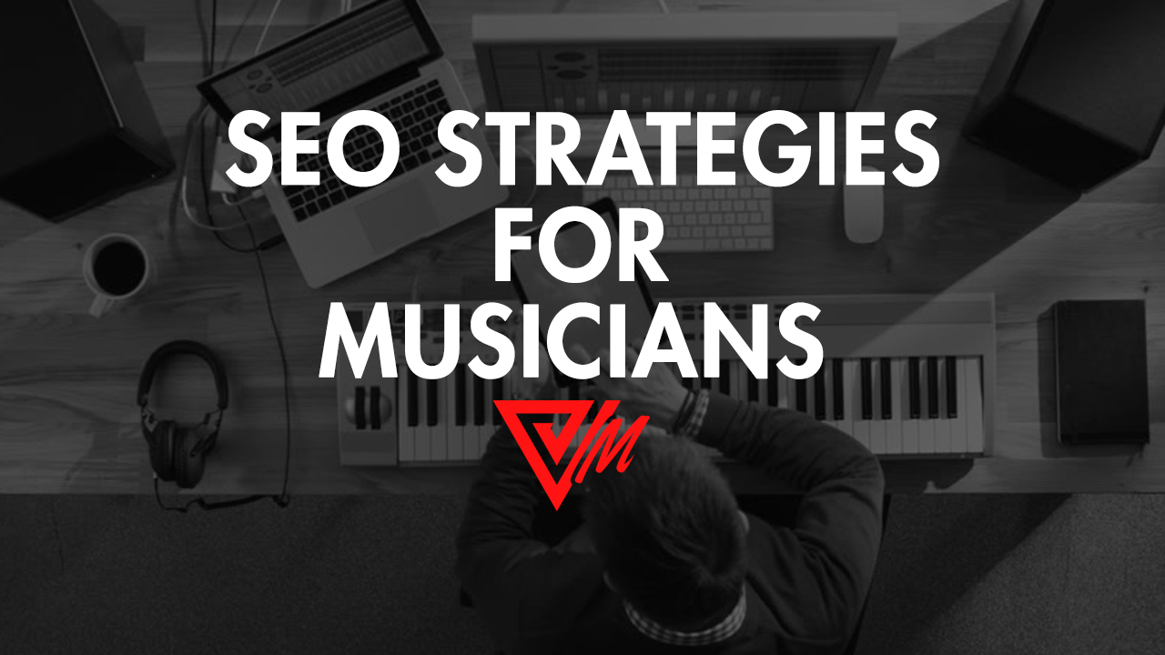 seo strategies for musicians