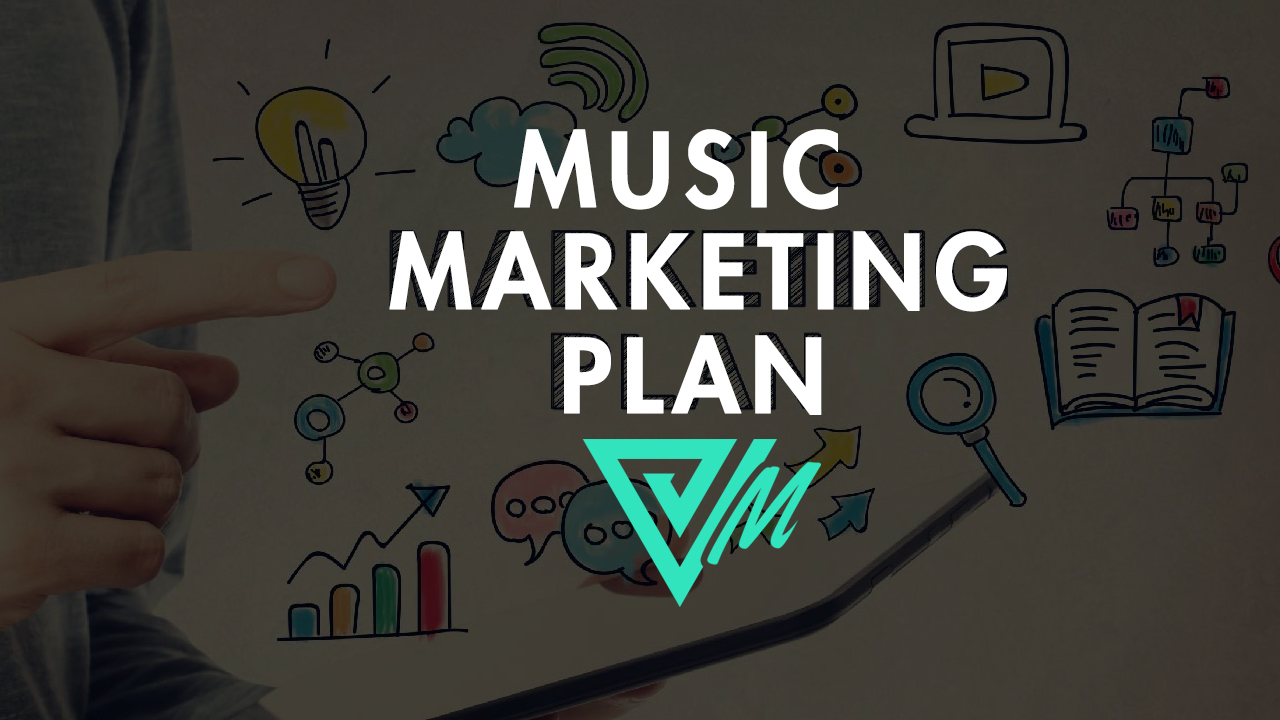 music marketing plan