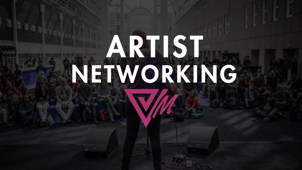 artist networking
