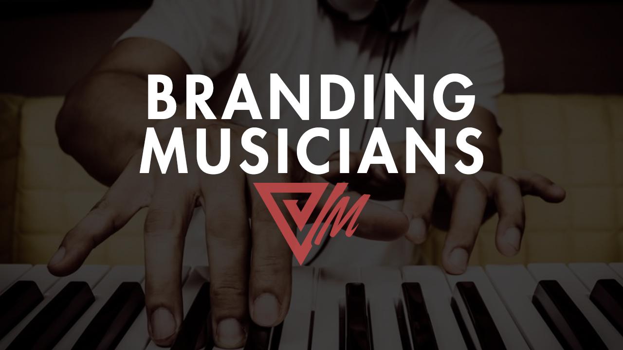 branding musicians