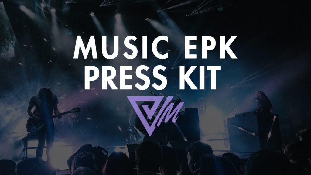 music epk