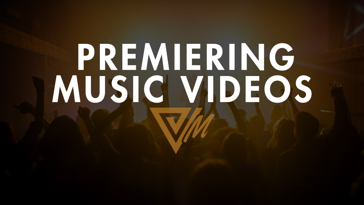 premiering a music video