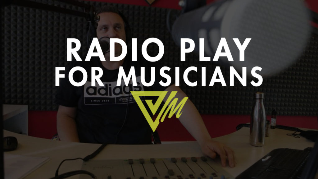 radio play for musicians