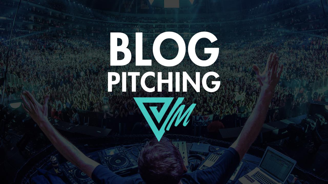 blog pitching