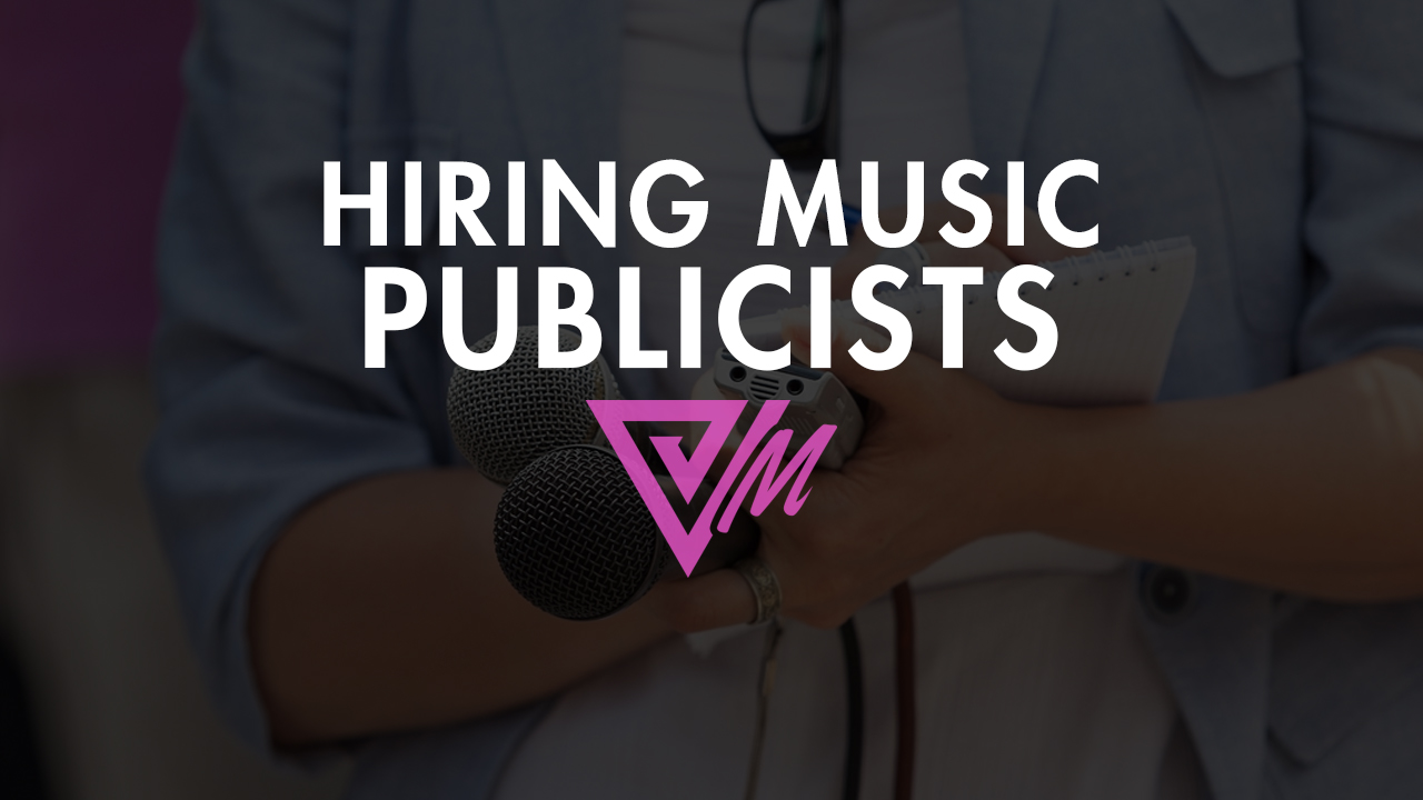hiring a publicist