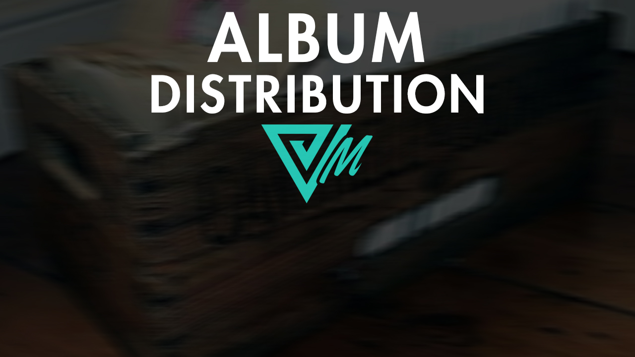 album distribution