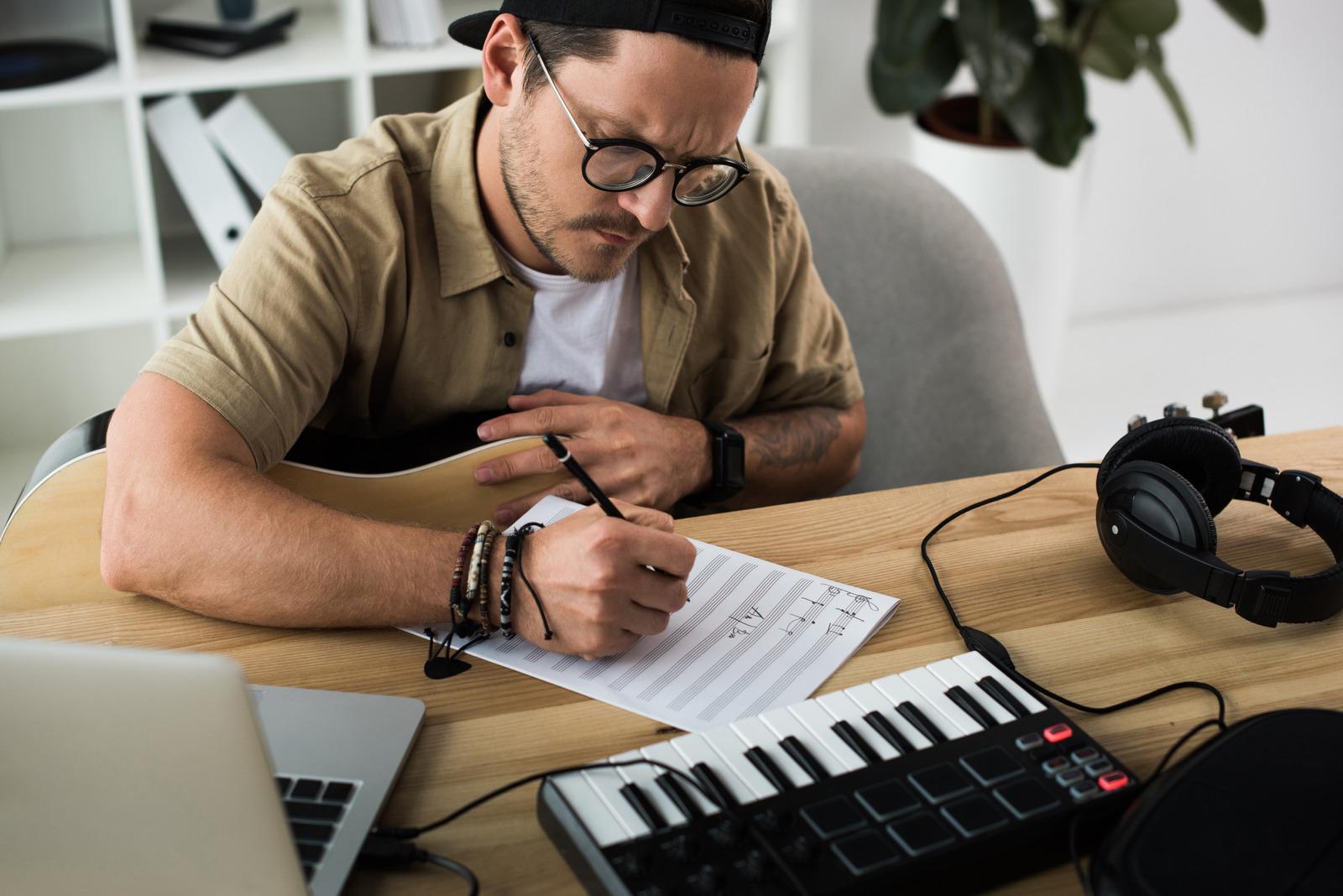 coronavirus creativity music marketing